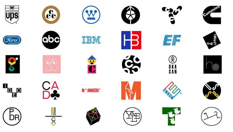 Logotipos Paul Rand